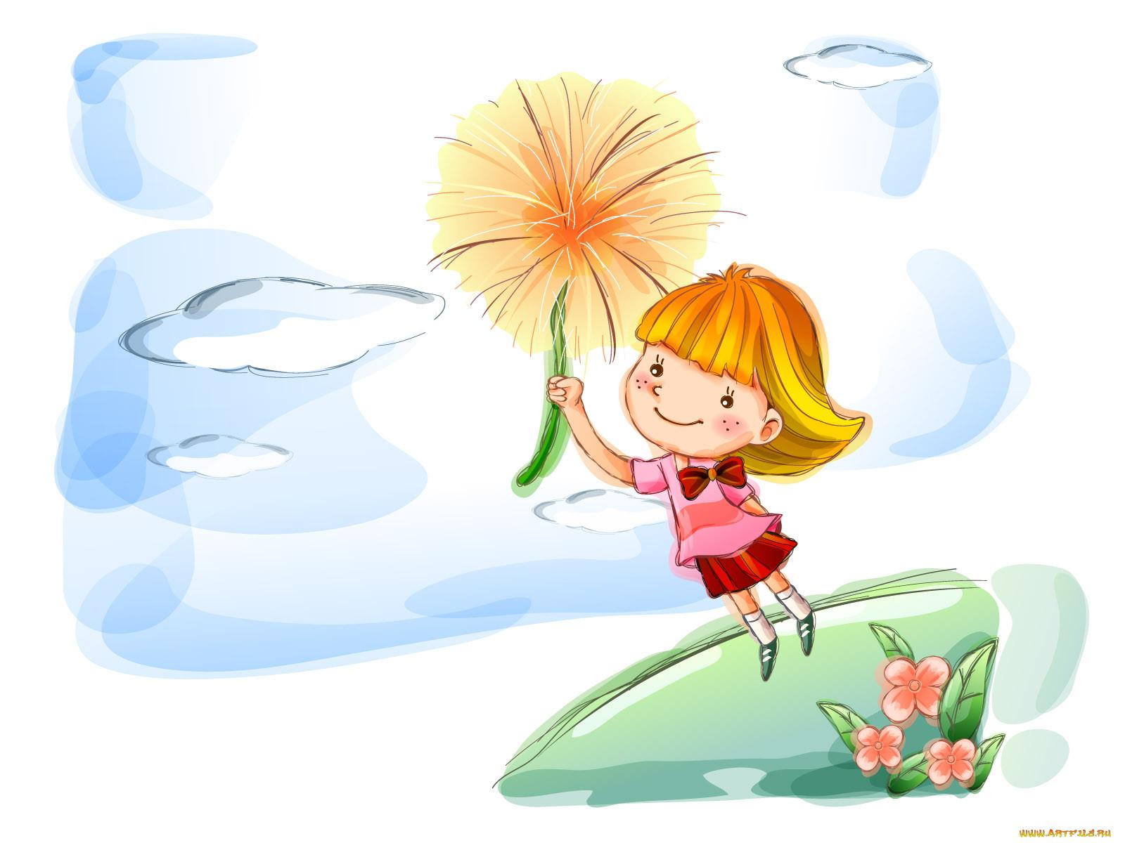 Рисунок на тему прощание с летом